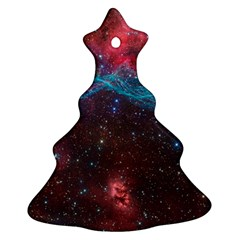VELA SUPERNOVA Christmas Tree Ornament (2 Sides)