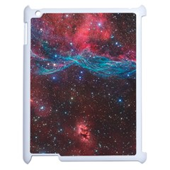 VELA SUPERNOVA Apple iPad 2 Case (White)