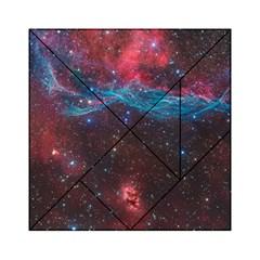 Vela Supernova Acrylic Tangram Puzzle (6  X 6 )