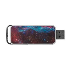 Vela Supernova Portable Usb Flash (one Side)