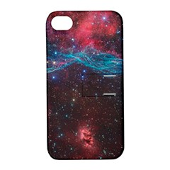 VELA SUPERNOVA Apple iPhone 4/4S Hardshell Case with Stand