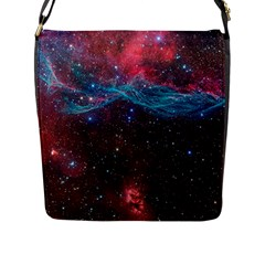 Vela Supernova Flap Messenger Bag (l)
