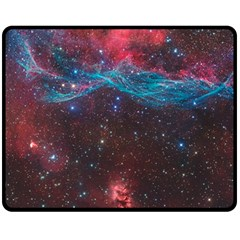 VELA SUPERNOVA Double Sided Fleece Blanket (Medium)