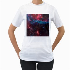 VELA SUPERNOVA Women s T-Shirt (White)