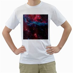 VELA SUPERNOVA Men s T-Shirt (White)
