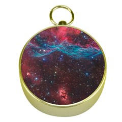 Vela Supernova Gold Compasses
