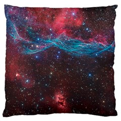 Vela Supernova Large Flano Cushion Cases (one Side)