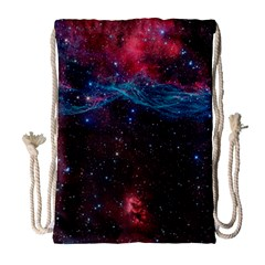 Vela Supernova Drawstring Bag (large)