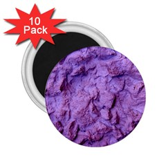 Purple Wall Background 2 25  Magnets (10 Pack)  by Costasonlineshop
