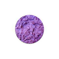 Purple Wall Background Golf Ball Marker by Costasonlineshop