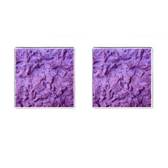Purple Wall Background Cufflinks (Square) by Costasonlineshop