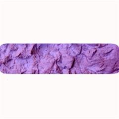 Purple Wall Background Large Bar Mats