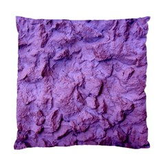 Purple Wall Background Standard Cushion Cases (two Sides)  by Costasonlineshop