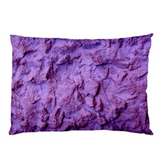 Purple Wall Background Pillow Cases by Costasonlineshop