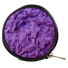 Purple Wall Background Mini Makeup Bags