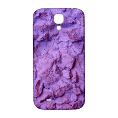 Purple Wall Background Samsung Galaxy S4 I9500/i9505  Hardshell Back Case by Costasonlineshop