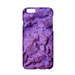 Purple Wall Background Apple Iphone 6/6s Hardshell Case by Costasonlineshop