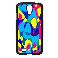 Colorful Chaossamsung Galaxy S4 I9500/ I9505 Case (black) by LalyLauraFLM