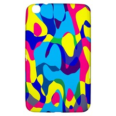 Colorful Chaos			samsung Galaxy Tab 3 (8 ) T3100 Hardshell Case by LalyLauraFLM