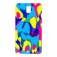 Colorful Chaossamsung Galaxy Note 3 N9005 Hardshell Back Case by LalyLauraFLM