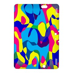 Colorful Chaoskindle Fire Hdx 8 9  Hardshell Case by LalyLauraFLM