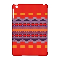 Rhombus Rectangles And Triangles			apple Ipad Mini Hardshell Case (compatible With Smart Cover) by LalyLauraFLM