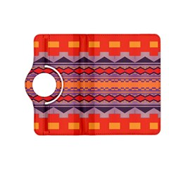 Rhombus Rectangles And Triangles			kindle Fire Hd (2013) Flip 360 Case by LalyLauraFLM