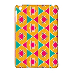 Colorful stars pattern			Apple iPad Mini Hardshell Case (Compatible with Smart Cover) by LalyLauraFLM