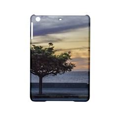 Sunset Scene At Boardwalk In Montevideo Uruguay Ipad Mini 2 Hardshell Cases by dflcprints