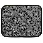 Luxury Patterned Modern Baroque Netbook Case (XXL)  Front