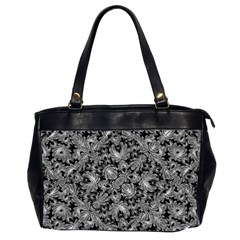 Luxury Patterned Modern Baroque Office Handbags (2 Sides)  by dflcprints