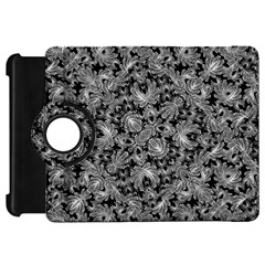 Luxury Patterned Modern Baroque Kindle Fire Hd Flip 360 Case by dflcprints