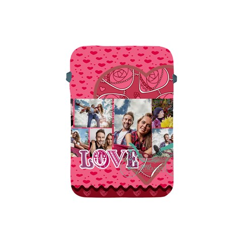 Love By Love   Apple Ipad Mini Protective Soft Case   K9t798rtwhea   Www Artscow Com Front