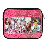 love - Apple iPad 2/3/4 Zipper Case