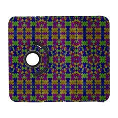 Ethnic Modern Geometric Pattern Samsung Galaxy S  Iii Flip 360 Case by dflcprints