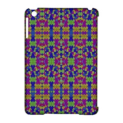 Ethnic Modern Geometric Pattern Apple Ipad Mini Hardshell Case (compatible With Smart Cover) by dflcprints