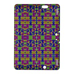 Ethnic Modern Geometric Pattern Kindle Fire Hdx 8 9  Hardshell Case by dflcprints