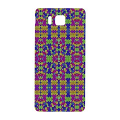 Ethnic Modern Geometric Pattern Samsung Galaxy Alpha Hardshell Back Case by dflcprints