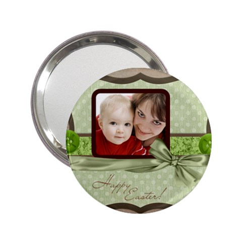 Easter By Joely   2 25  Handbag Mirror   Pdr463rkq0vo   Www Artscow Com Front