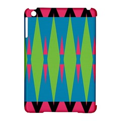 Connected Rhombusapple Ipad Mini Hardshell Case (compatible With Smart Cover) by LalyLauraFLM