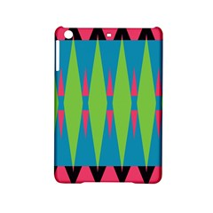 Connected rhombus			Apple iPad Mini 2 Hardshell Case by LalyLauraFLM