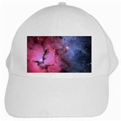 Trifid Nebula White Cap