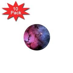 Trifid Nebula 1  Mini Magnet (10 Pack)