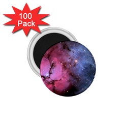 Trifid Nebula 1 75  Magnets (100 Pack)