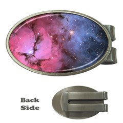 Trifid Nebula Money Clips (oval)