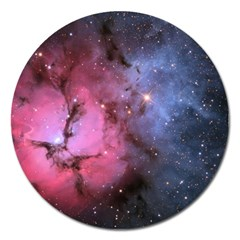 Trifid Nebula Magnet 5  (round)