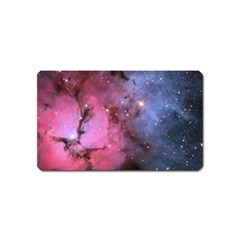 Trifid Nebula Magnet (name Card)