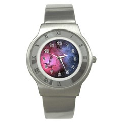 Trifid Nebula Stainless Steel Watches