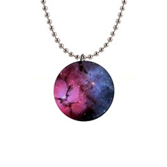 Trifid Nebula Button Necklaces by trendistuff