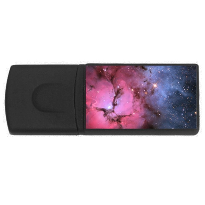 TRIFID NEBULA USB Flash Drive Rectangular (4 GB)